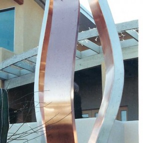 desert-flora-stainless-copper-sculpture